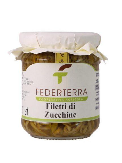 Filetti di zucchine